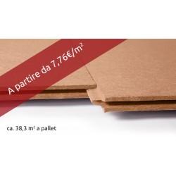 FIBRA DI LEGNO INTERNAL 160 spessore 40