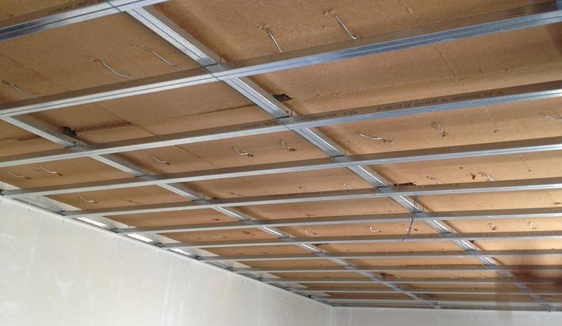 Isolamento soffitti in Fibra di legno